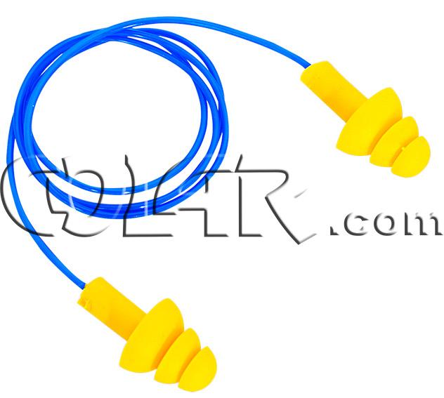 Protetor Auditivo Co-Polimero Protect Plug Com Cordão  - COLAR