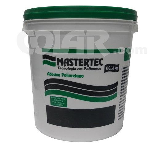 Cola PU 5kg - Mastertec  - COLAR