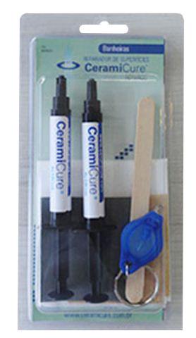 Kit Resina Fotocuravel LCA Branco Para Banheiras - CeramiCure  - COLAR