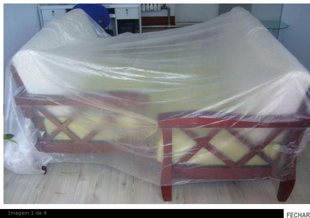 Plástico Para Revestimento em Rolo 3,00x30M FT3030  - COLAR