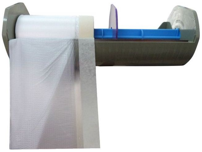Dispenser Porta Plástico 23 x 8,5 cm  FT-23085  - COLAR