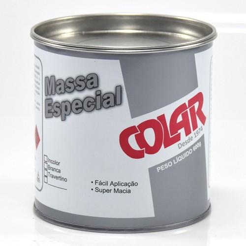 Massa Especial Para Colagem de Pedras Importadas e Industrializadas - Coloridas - 600gr - Colar  - COLAR