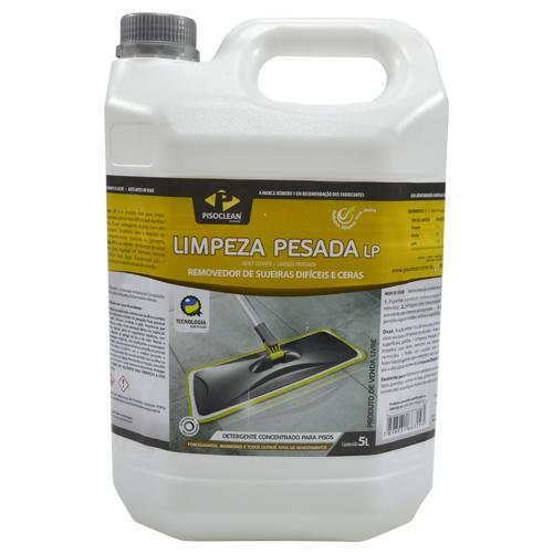 Limpeza Pesada LP 5 Litros - Detergente Alcalino  - COLAR