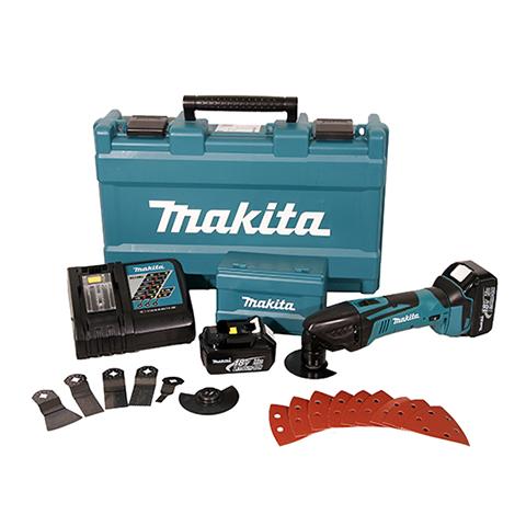 Multiferramenta à Bateria BTM50RFEX2 - Makita  - COLAR