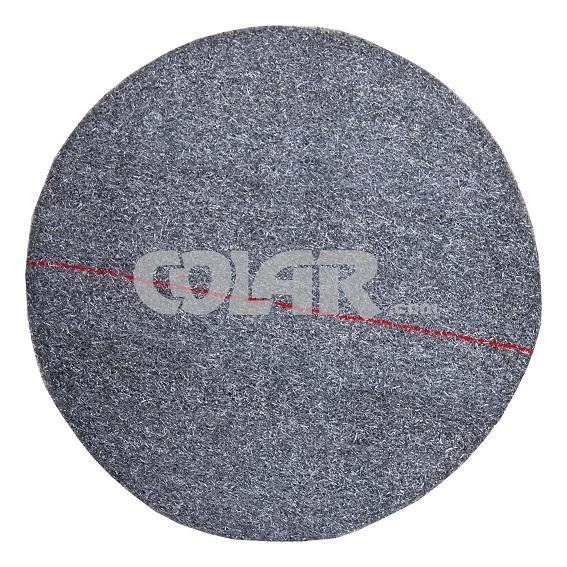Disco de Palha de Aço 45cm   - COLAR