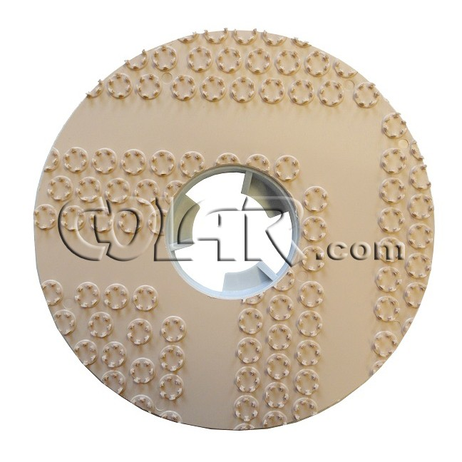 Suporte Para Disco fe Fibra 194mm - MS1046-RCP  - COLAR