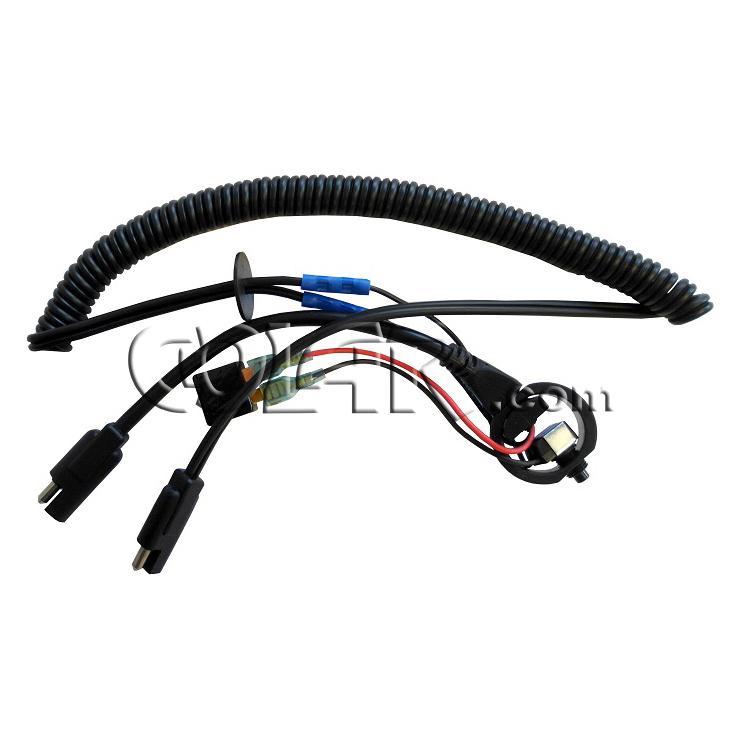 Cabo 24´´ Com Adaptador Para Escova - MS3021P-RCP  - COLAR