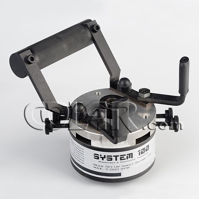 Kit Apicoador 100mm Rebolos Semi-Standart - Fino  - COLAR