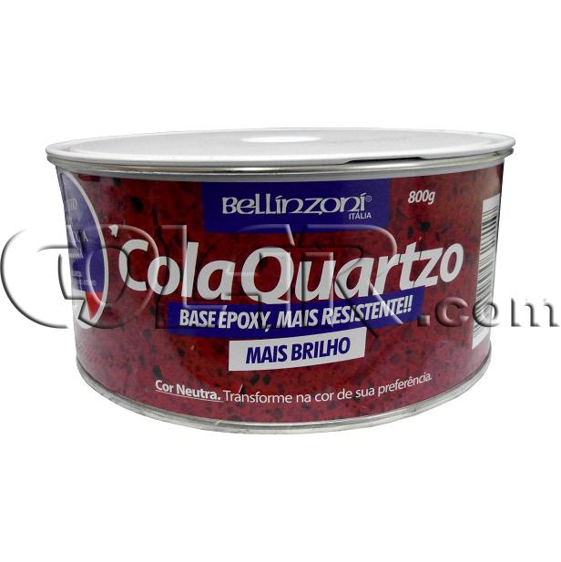 ColaQuartzo Mastique 800g - Bellinzoni  - COLAR