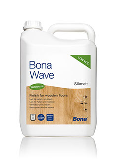 Wave Semi-Brilho 5L - Bona  - COLAR