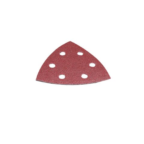 Jogo de Lixas Triangular Para Madeira 10pçs - Makita  - COLAR