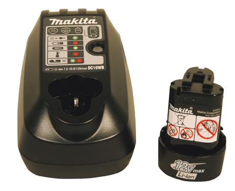 Parafusadeira / Furadeira de Impacto a Bateria HP2016D - Makita  - COLAR