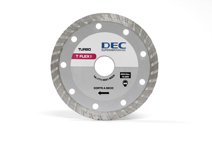 Disco Para Serra Mármore Turbo T Flex I - Dec  - COLAR