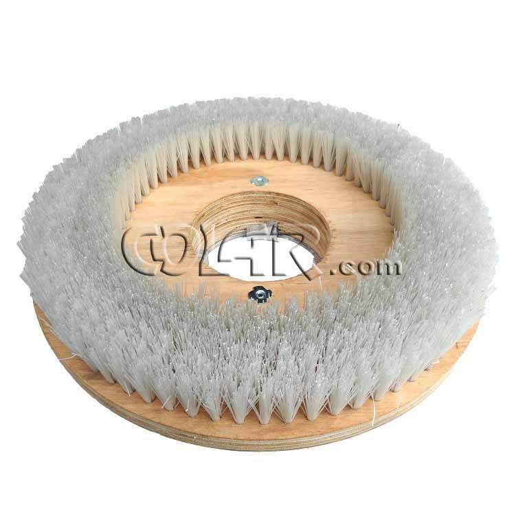 Escova Nylon Para Enceradeira / Conservadora Modelo Certec  - COLAR