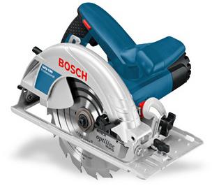 Serra Circular 1623 GKS 190 220V - Bosch  - COLAR