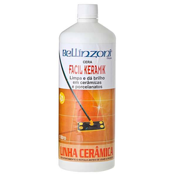 Cera Fácil Keramik 1L - Bellinzoni  - COLAR