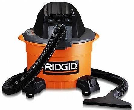 Aspirador de Pó, Liquidos e Soprador 22 Litros - Ridgid  - COLAR