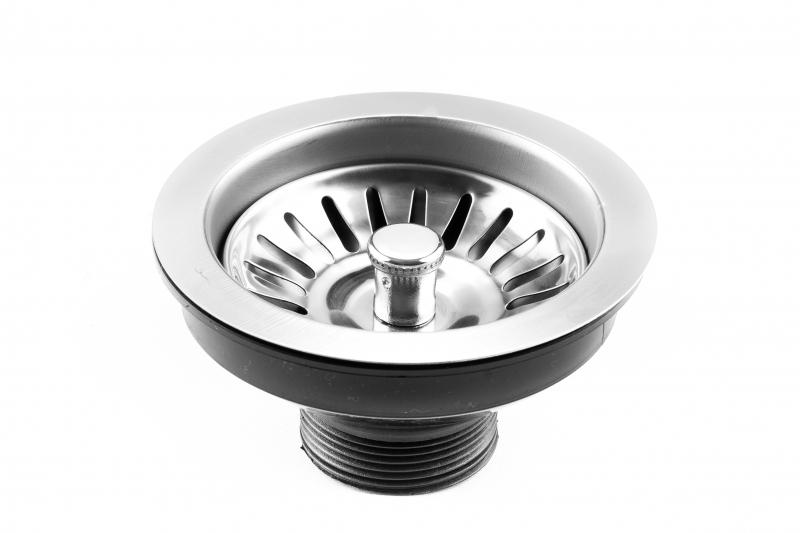 Válvula 4 1/2´ Metal Aço 304 - Pádova  - COLAR