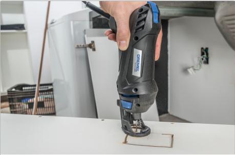 Dremel Serra Broca 9050 PRO Kit 01 para Drywall e Madeira - 220V - Bosch  - COLAR