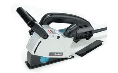 "Maquina Cortar Parede 5"" 2 Discos SG1250 127V - Makita  - COLAR"