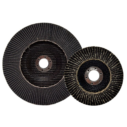 Disco Para Desbaste e Polir 115mm - Flap  - COLAR