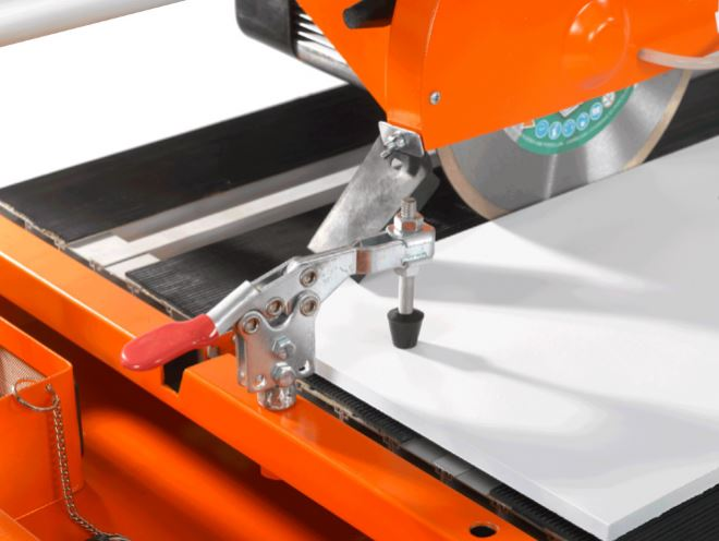 Máquina de Corte Porcelanato TR231 220V Clipper - Norton  - COLAR