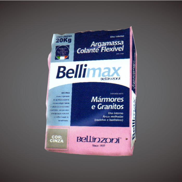 Argamassa Bellimax ACIII Mármores e Granitos Interno 20kg - Bellinzoni  - COLAR