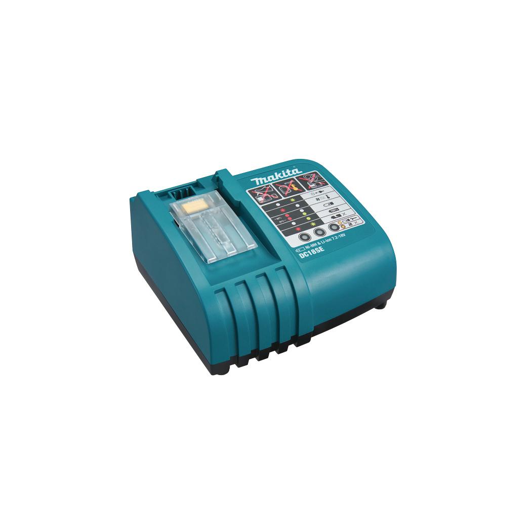 Carregador de Bateria DC18SE - Makita  - COLAR