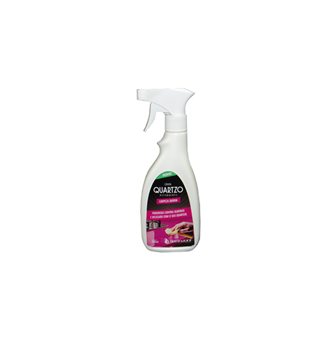 Quartzo Detergente Limpeza Diária Spray 500ml - Bellinzoni  - COLAR