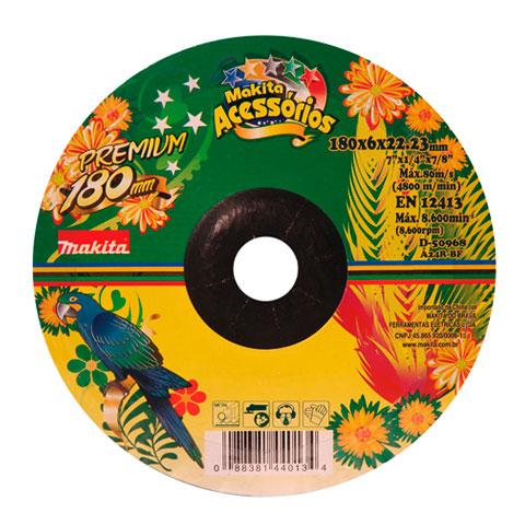 Disco Para Esmerilhadeira Desbaste em Metal D-50968 - Makita  - COLAR