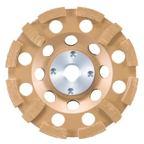 Prato Diamantado Anti Vibração M14  125mm B38560 - Makita  - COLAR