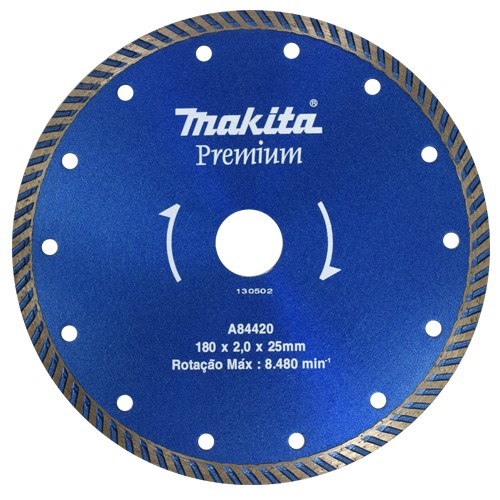 Disco de corte para Esmerilhadeira A84420 - Makita  - COLAR