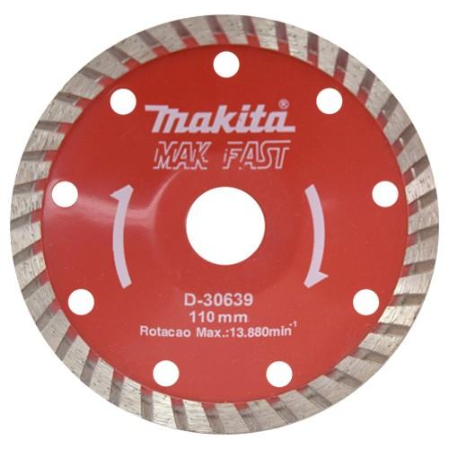 Disco de Corte Côncavo 110mm D30639 -Makita  - COLAR