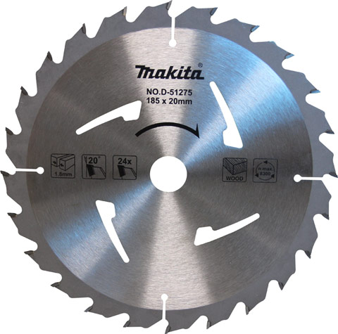 Serra Circular 185mm 5007NK - Makita  - COLAR