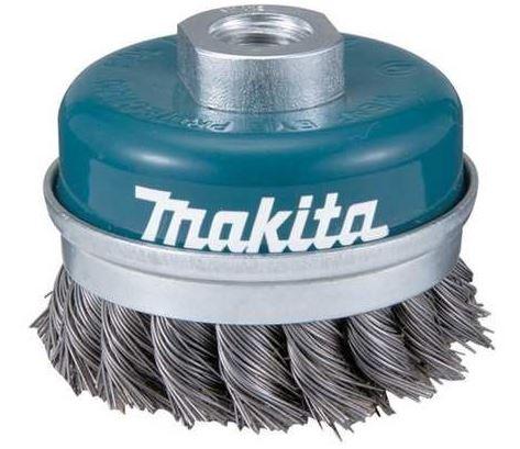 Escova de Aço Torcido M14 60mm D-55164 - Makita  - COLAR