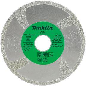 Disco de Serra Mármore Eletrolítico 110mm  D45004 - Makita   - COLAR