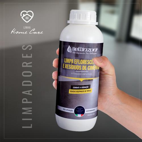Limpa Eflorescência e Resíduos de Cimento  - COLAR