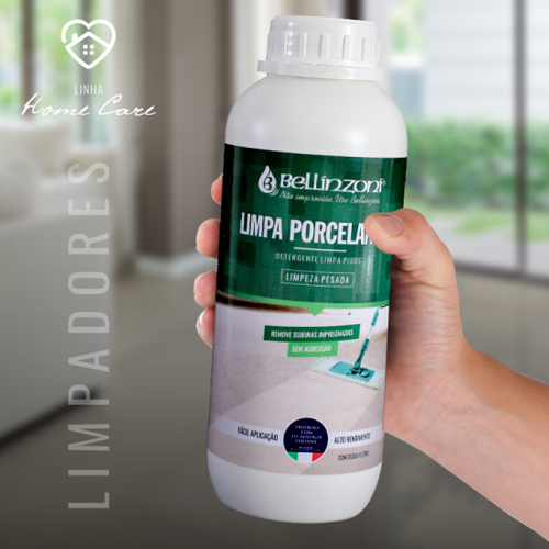Limpa Porcelanato Limpeza Pesada  - COLAR