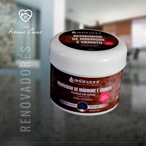 Renovador de Mármore e Granito Cremoso - 250 ml  - COLAR