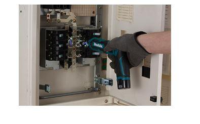 Parafusadeira Dobrável à Bateria TD022DSEK1 - Makita  - COLAR