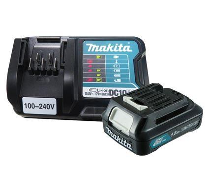 Serra Tico Tico à Bateria JV101DWYE - Makita  - COLAR