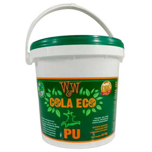 Cola Eco PU - O Adesivo Natural Indicado Para Colagens em Geral  - COLAR