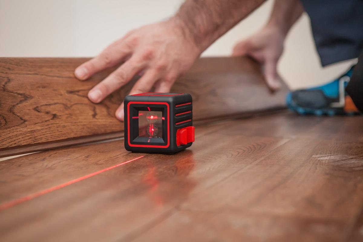 Nível Laser ADA CUBE ULTIMATE EDITION  - COLAR