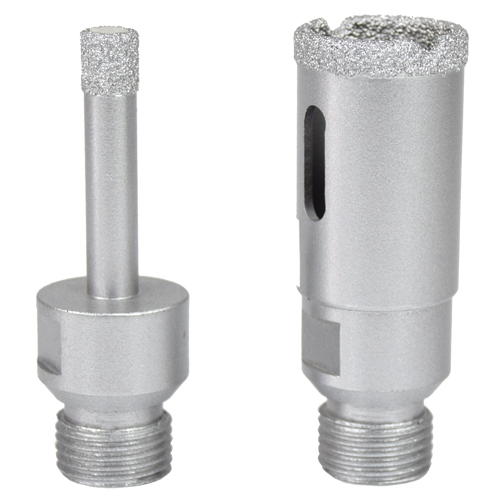 Broca Copo Eletrolitica 10mm e 30mm SH  - COLAR
