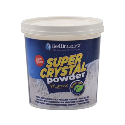 Super Crystal Powder Marmo - 1 Kg  - COLAR