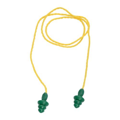 Protetor auricular Verde Plug Elast Cord Poliester 1291 - 3M  - COLAR