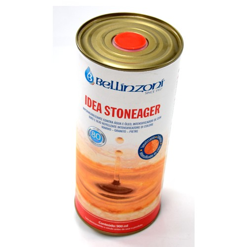 Idea Stoneager 900ml - Impermeabilizante e Intensificador de Cor - Bellinzoni  - COLAR