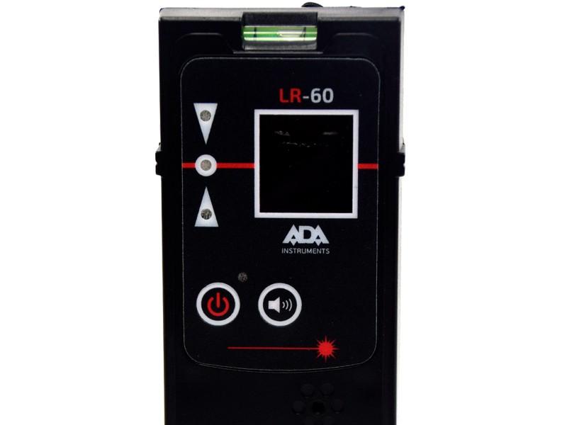 Receptor Nivel a Laser Ada LR60  - COLAR