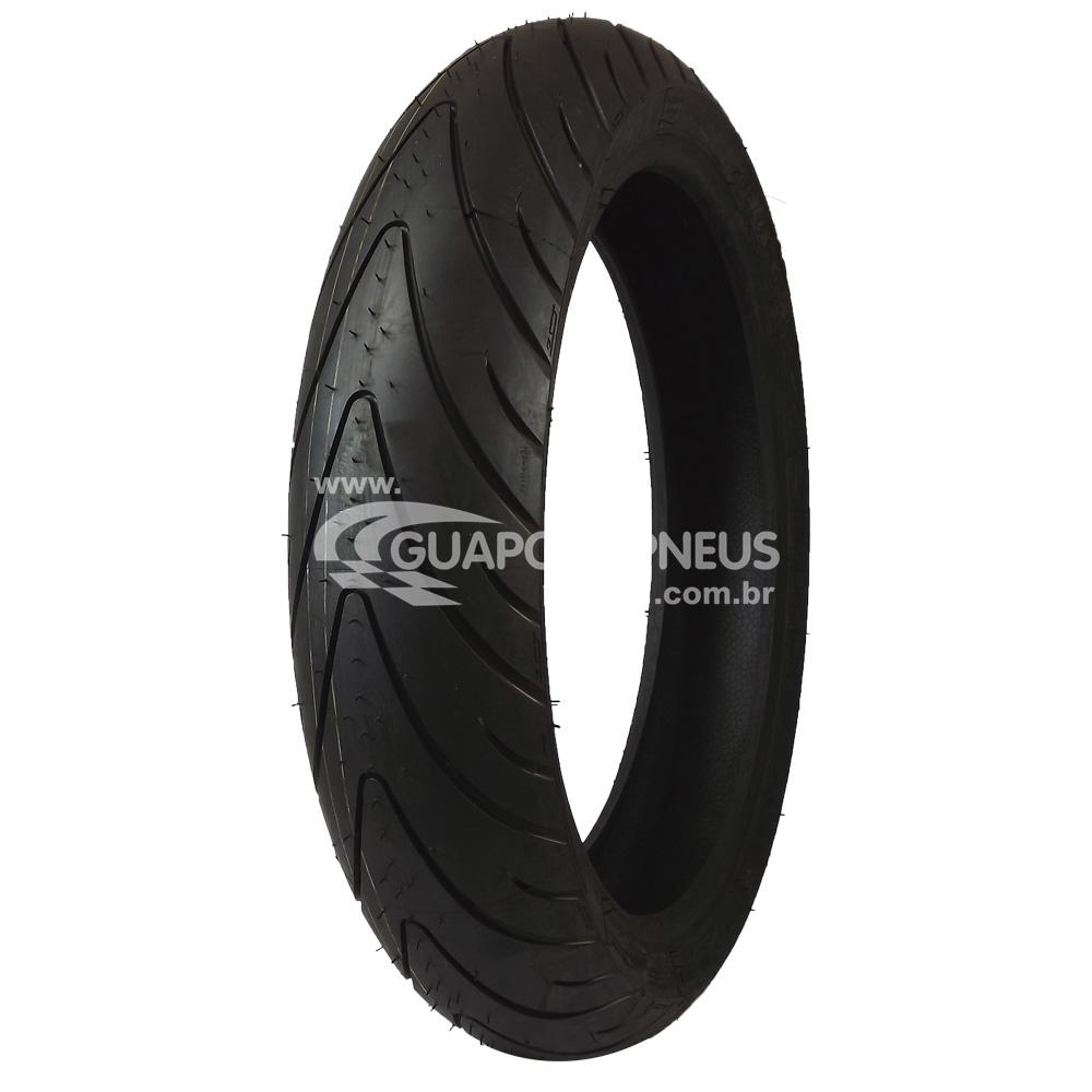 Pneu 120/70R17 Michelin Pilot Road 2 2CT 58W Moto R1, Cbr (Dianteiro)