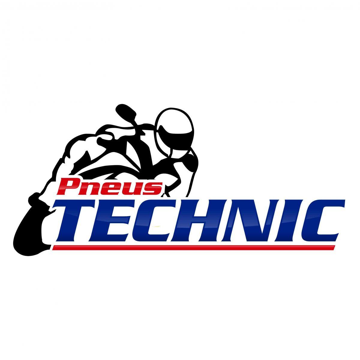 Pneu 120/90-17 Technic T&C 64S Moto Honda Falcon 400, Nx 650 (Traseiro)